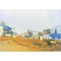 Erection Of Crusher Plants