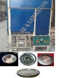 Fully Automatic Double Roll Paper Plate Making Machine