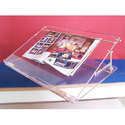 Acrylic Desk Brochure Holder
