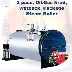 Shell Tube Type Boilers