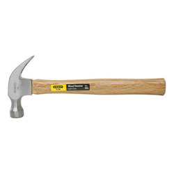 Curved Claw Wood Handle Nailing Hammer