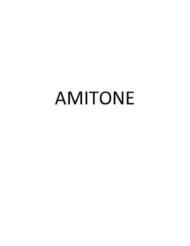 Amitone