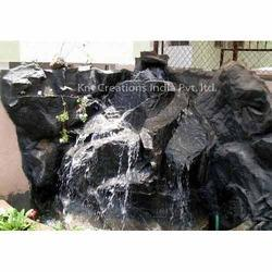 Artificial Rock Waterfalls