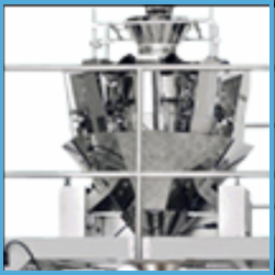 Automatic Horizontal Form Fill and Seal Sachet Packing Machine with Combinational Weigher