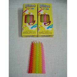 Bitoo Junior Birthday Candles