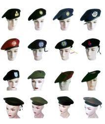 army beret cap