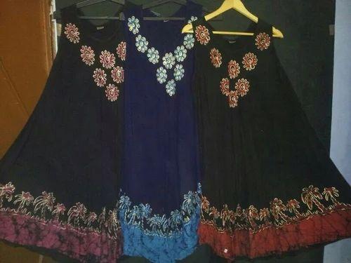 Batick Dress