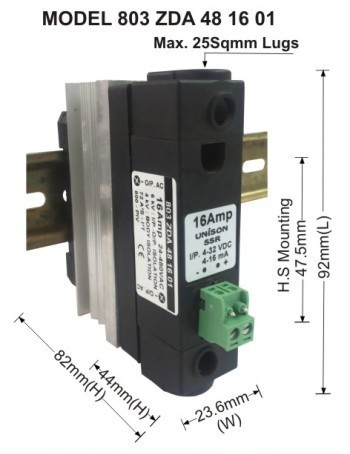Solid State Relays Manufacturer from Ahmedabad