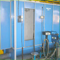 Batch Type Powder Coating Booths
