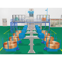 Continuous Copper Casting Machine