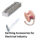 Earthing Accessories for Electrical Industry