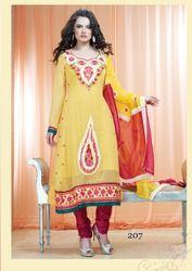 A Line Salwar Suits