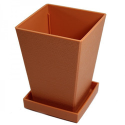 Square Flower Pot