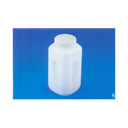 Wide Mouth Square Reagent Bottles