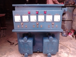 servo voltage stabilizers (10 kva - 1500 kva)