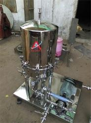 Varnish Cutting Honey Oil Filtration Machine