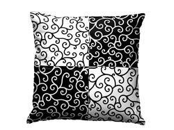 Black /white Cushion Cover