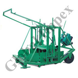 Manual Movable Concrete Block Makers