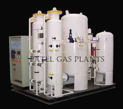 Medical Oxygen Gas Plants