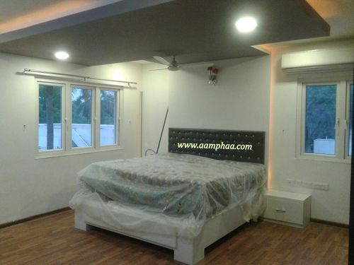 Decorating ideas for indian home modern bedroom cot designs service provider from chennai for Chennai interior design living room