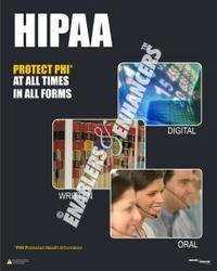 Posters On HIPAA- Patient Privacy