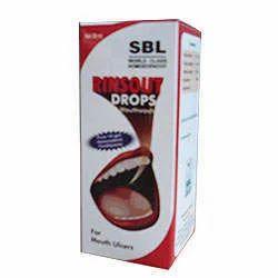 Sbl Rinsout Drops Mouthwash