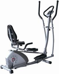 Hybrid Trainer Recumbent Bike