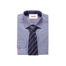 solid dyed formal executive shirts