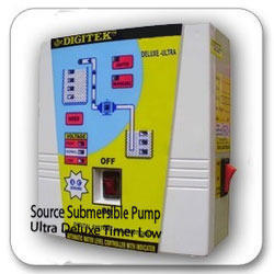 ultra deluxe timer low source submersible pump