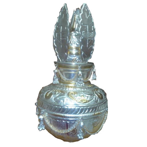 Silver Plated Kalash  sc 1 st  IndiaMART & Silver Plated Pooja Articles - Silver Plated Kalash Wholesaler from ...
