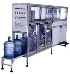 Filling Machine For Jars