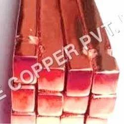Copper Square Rods
