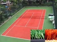 Sports Astro Tennis Court Flooring