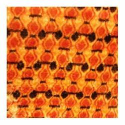 Hi Pile Coral Fabric