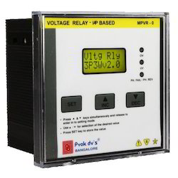 Digital Voltage Relay