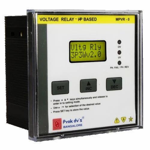 Digital Voltage Relay