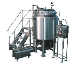 Ointment Manufacturing Vessel