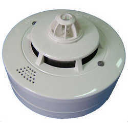 Analogue Addressable Smoke & Heat Detector