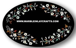 Marquetry Marble Inlay Table Top