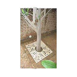 Specifying Tree Grates Surround