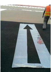 Pedestrian Road Marking