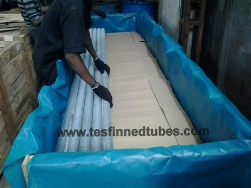 Fin Tubes for Paddy Driers