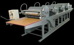 1 colour woven sacks flexographic printing machine