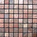 Copper Mosaics Tile