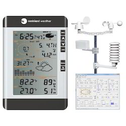 Professional Weather Station With PC Interface