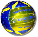 X Magnetic Shine Volleyball