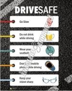 Posters on Road Safety