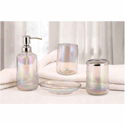 Glass Bath Sets
