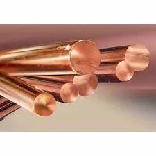 Copper Bus Rods