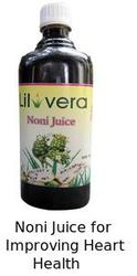 noni juice for improving heart health